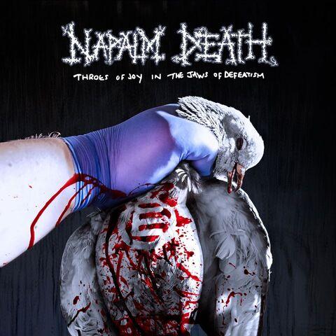 NAPALM DEATH – Les détails du nouvel album Throes Of Joy In The Jaws Of Defeatism
