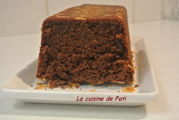 Gâteau au chocolat Monica