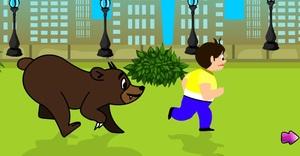 Jouer à Ajaz Escape from wild bear