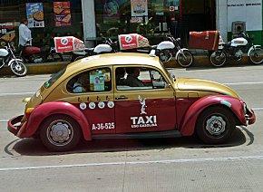 Mexico Taxi coccinelle (2)