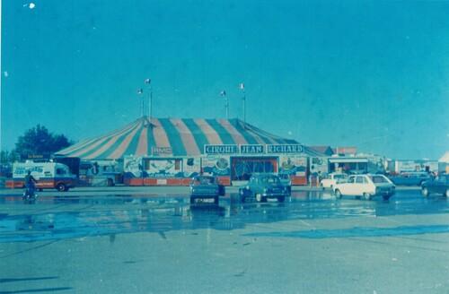 souvenir de torunée d'été 1971