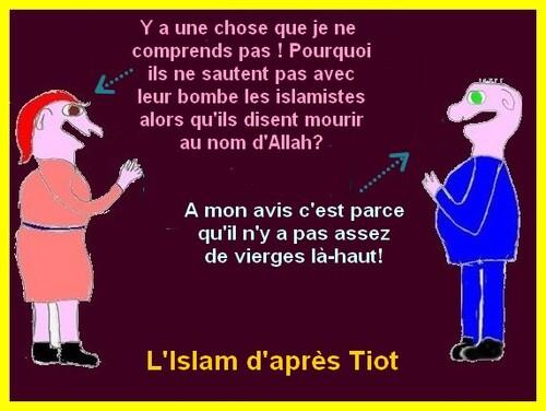 La question du samedi : nos élus sont-ils aux ordres de l'Islam?