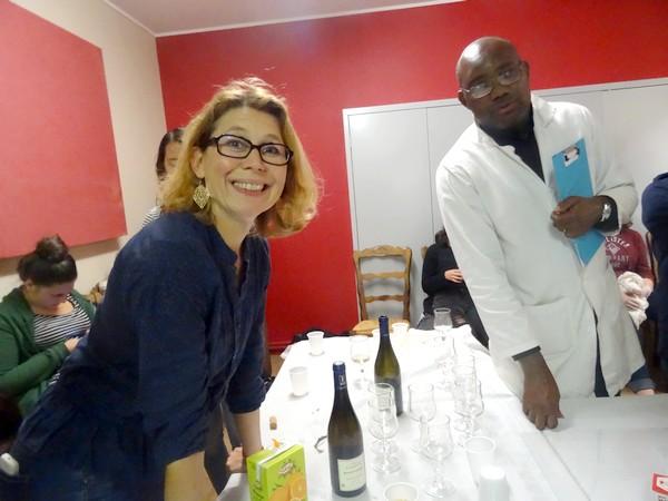 La journée de la science 2016 au Lycée de La Barotte à Châtillon sur Seine