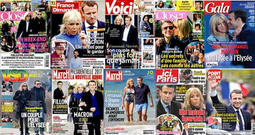 La macromania et la liberté de la presse