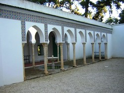 "Dar Abdeltif: ""villa Médicis algérienne"""
