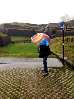"""""""Le parapluie-tour"""""""