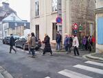 La balade du 18 décembre vers Caen