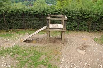 Parc animalier Bouillon 2013 enclos 200