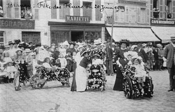 Blangy-sur-Bresle et ses fêtes...