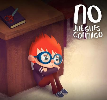 """Résultat de recherche d'images pour """"Corto de Animación sobre Bullying - No Juegues Conmigo"""""""