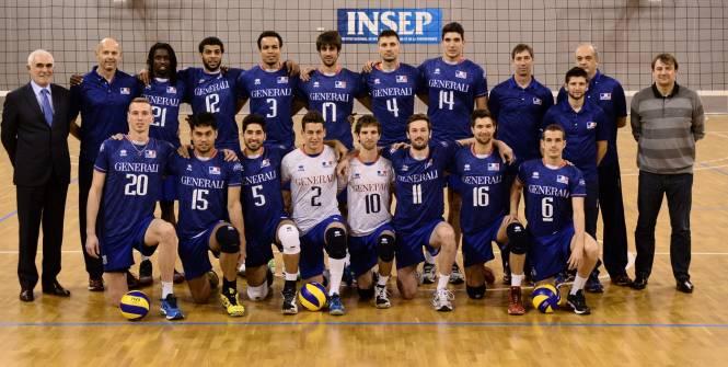 Volley-Ball : Les bleus font partie des 6 meilleures équipes du monde !