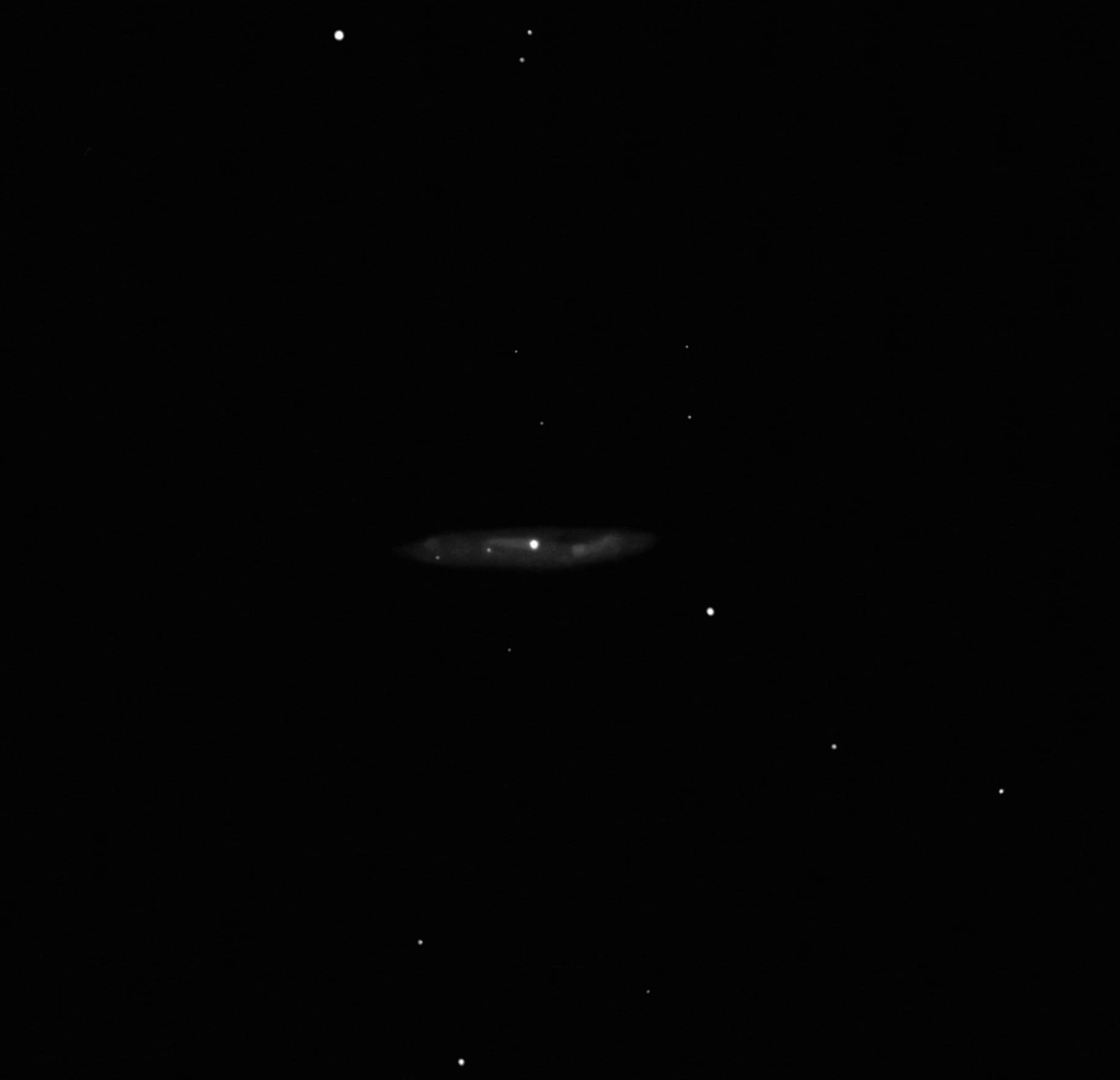 M108 galaxy