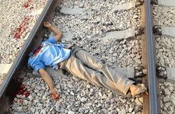 - وفاة شاب تحت عجلات قطار للبضائع بسيدي عبد العزيز