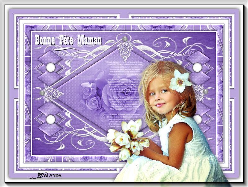 - Bonne Fête Maman -