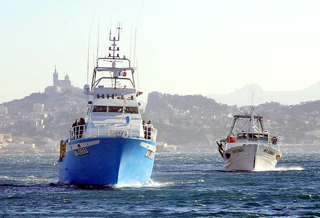 Bruxelles s'inquiète de la surpêche en Méditerranée