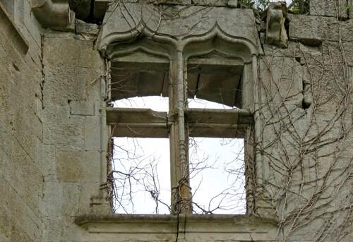 Quelques images du château de Rochefort à Asnières en montagne