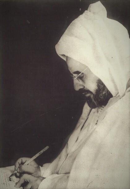 13 Le notaire arabe (Tunisie et Maroc. années 1900)