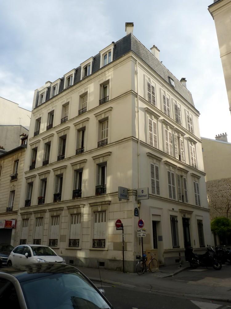Rue du Théâtre