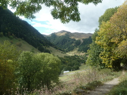 Vallée d'Oueil : boucle Cirès - Bourg d'Oueil (31)