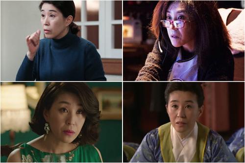 Ces acteurs coréens que l'on voit souvent