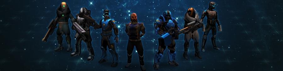 NEWS : Shadow Corps en AA prochainement*