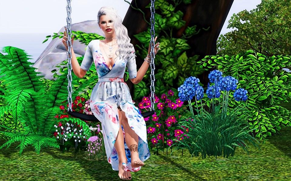 L'image contient peut-être: 1 personne, debout, plante, fleur, arbre, plein air et nature