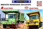 CHINE: la bataille du camion minier spécifique électrique.