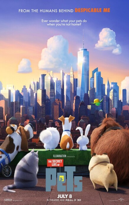 BOX OFFICE WORLDWIDE WEEK END DU 8 JUILLET 2016 AU 10 JUILLET 2016