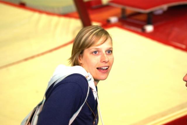 Anne-Lise, un entraîneur en or !!!