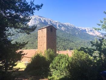 L'Ermitage de la Mare de Deu de Boscal