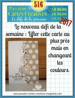 Passion Cartes Créatives#516 !