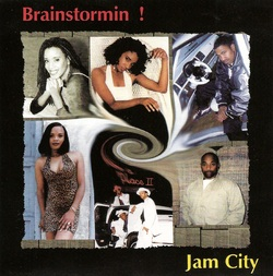"V.A - JAM CITY ""BRAINSTORMIN"" (1998)"