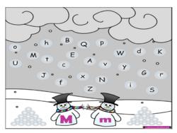 Activités NoteBook sur les lettres majuscules et minuscules
