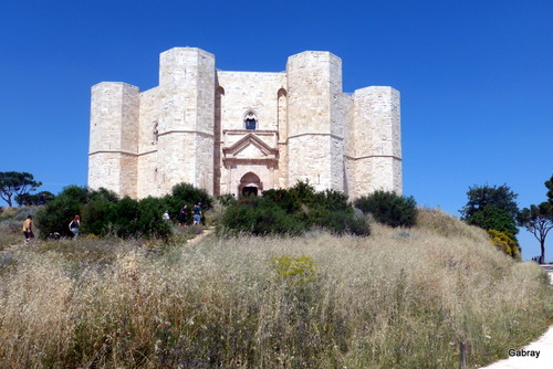 Italie: Castel del Monte