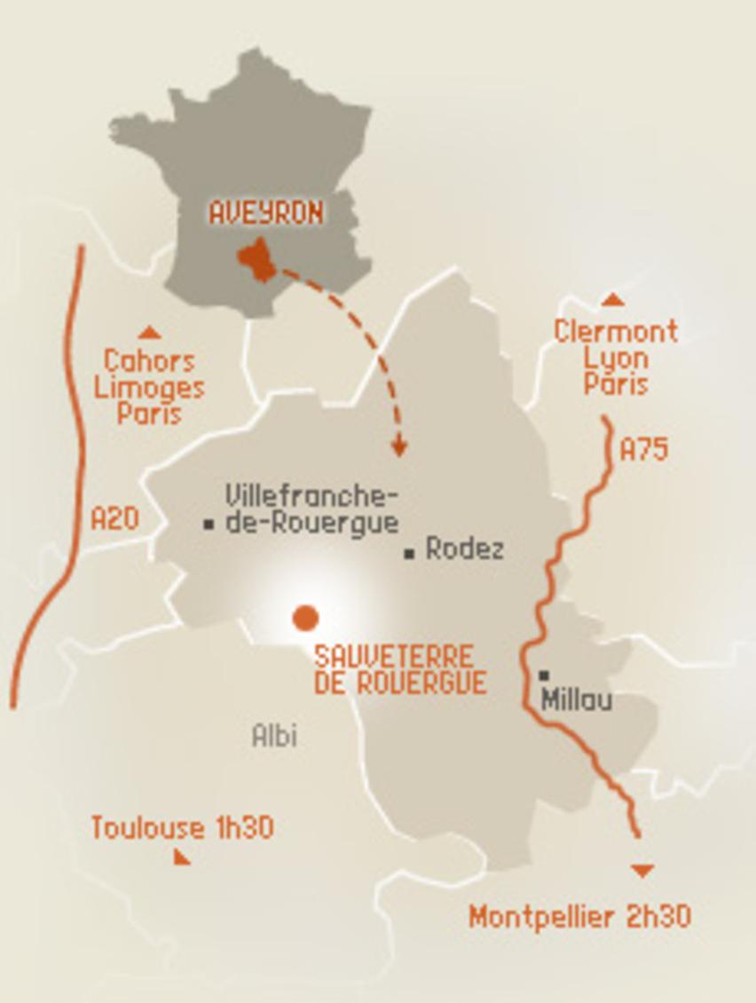 SAUVETERRE de ROUERGUE fossés de la bastide1/2  Mai 2015   D  04/09/2015