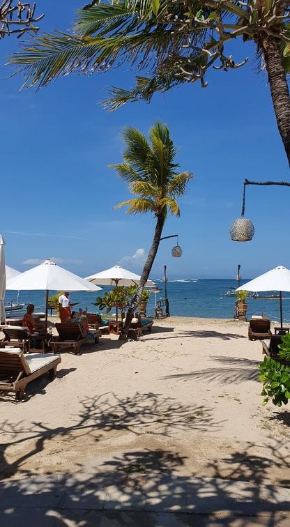 Voyage de Noces N° 17 ( dernière semaine à Bali...changement d'endroit.)