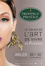 Le salon de Provence-Prestige à Arles