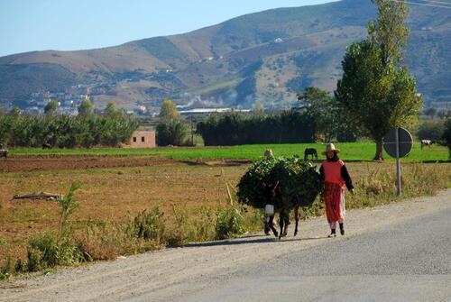 Premiers pas au Maroc