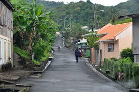 Les profondes baies du Sud de Grenade