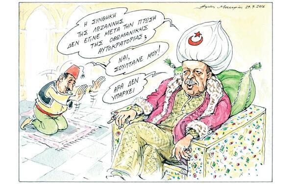 Erdogan, le grand maître de la provocation