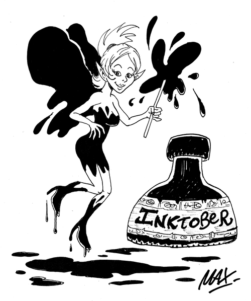 Interlude : Inktober !