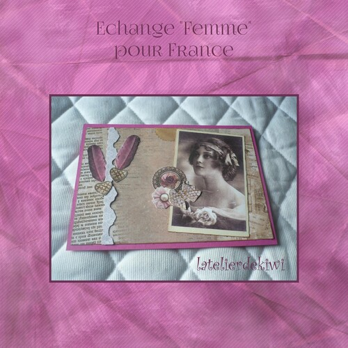 "Echange ""Femme"""