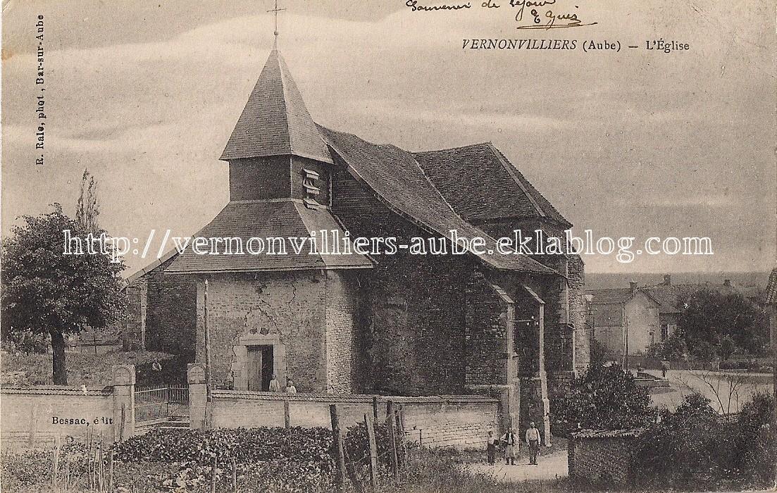 église vernonvilliers