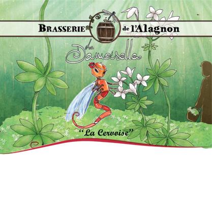 Brasserie de l'Alagnon Cervoise
