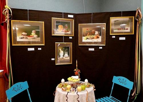 10ème Salon de Printemps à Fontenay-sur-Loing (Loiret)