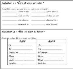 """""""Les mini-évaluations de français de la période 4"""""""