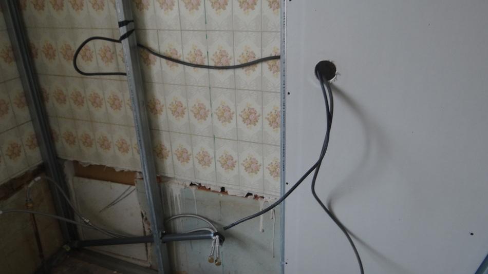 Une salle de Douche (1)