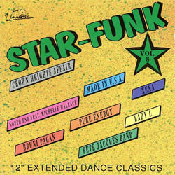 V.A. - Star Funk Vol.8 - Complete CD
