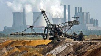 L'Europe fait appel de plus en plus au charbon pour son électricité.