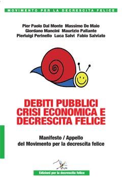Grille de lecture alternative de la dette publique et projet de décroissance soutenable